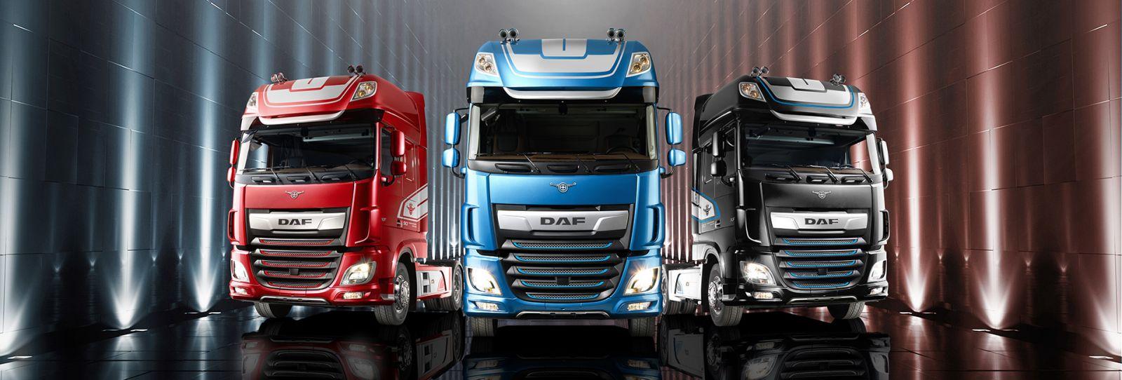 Картинки по запросу New DAF XF models