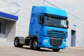 DAF XF105.460 Super Space Cab Blue