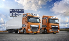 DAF XF Euro 6 Space Cab and SSC