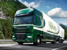 DAF XF105 - FA 4x2 - Super Space Cab